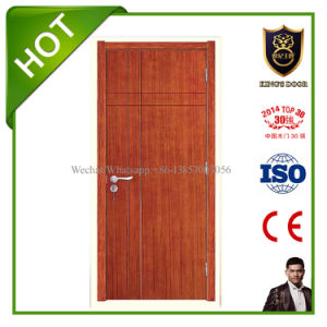 Most Popular Finished Doors Solid Wood Interior Doors pictures & photos