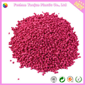 Rose Red Masterbatch for Plastic Raw Material