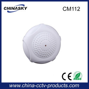 CCTV Audio Pick up Device Built-in Imported Chips (CM112) pictures & photos