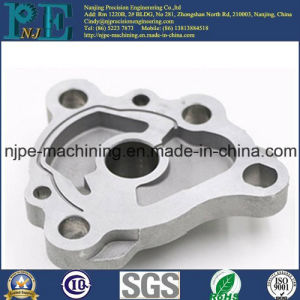 ISO 9001 Certificated Factory OEM Great Quality Casting Aluminum Parts