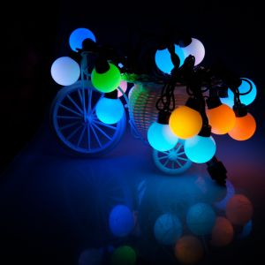 Popular Selling LED USB Ball Pendant Light for Christmas Decoration pictures & photos