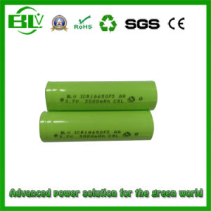 High Capacity Good Quality 3000mAh 18650 Lithium Battery Cell with Cheap Price From Best Li-ion Battery Supplier pictures & photos