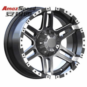 18, 20 Inch SUV Alloy Wheel with PCD 5/6X114.3-139.7