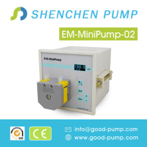 Exported Step Motor Small OEM Peristaltic Pump, Stylish DC 12V Dosing Peristaltic Pump Tubing