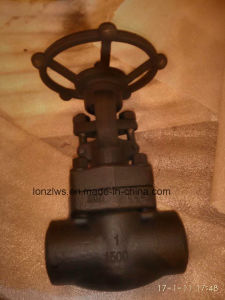 Forged Steel High Pressure Globe Valve pictures & photos