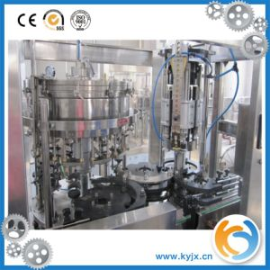 High Quality Carbonated Beverage Filling Machine pictures & photos