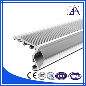Anodize 25um Aluminium Frame for LED Display pictures & photos