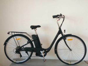 Classic Electric Bike Bicycle with Aluminum Alloy Frame pictures & photos