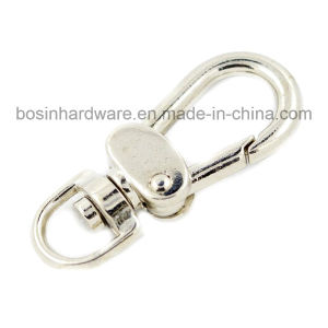 Silver Metal Key Ring Accessories Snap Hook pictures & photos