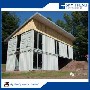 High Quality Nice Prefab Container Homes for Sale pictures & photos