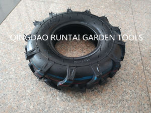 Hot Sell Qingdao Produce Durable Agr Pattern Cheap Tyre and Tube (3.50-6) pictures & photos