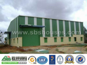 Prefabricated Modular Steel Structure Warehouse