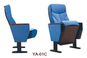 Durable Cosy Auditorium Seating with Thick Foam (YA-01C) pictures & photos