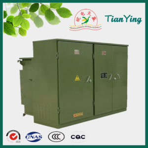 American Type Substation, Prefabricated Substation, Combined Substation