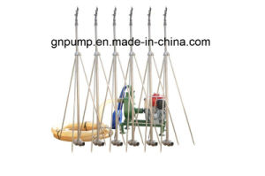 Diesel Engien Irrigation Water Pump 80zb-70 for Agricultural Irrigation pictures & photos