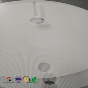 High Quality Plastic Tape Hollow Board and Reel Hollow Board pictures & photos