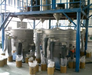 Sieving Machine/Equipment for Rubber, Plastic, Feed, Fertilizer, Sugar, Salt... pictures & photos