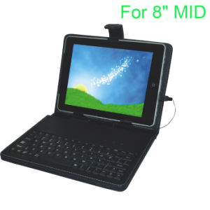 "8"" MID/Tablets Leather Case Keyboard-KL-PK002 pictures & photos"