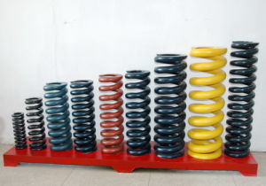 Recoil Spring for Bulldozer and Excavator