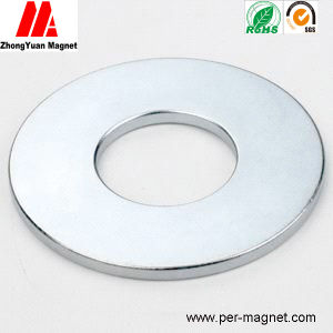 35sh Ring Sintering NdFeB Permanent Magnet for Stepper Motor