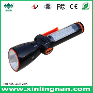 New Emergency Hand Crank Dynamo LED Torch (XLN-284C)