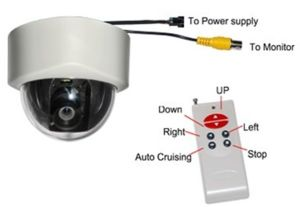700TV Lines Dome CCTV Camera Sx-306 pictures & photos