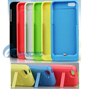 buy online 66f3c bbdf3 2200mAh Power Bank External Backup Battery Charger Case for iPhone 5