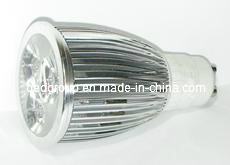 6W GU10 LED Spotlight with 85-265VAC Input Voltage pictures & photos
