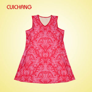2015 Fashion Design Netball Dress, Cheap Netball Dress