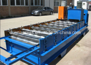 Durmapress Roof Roll Forming Machine for Construction Material pictures & photos
