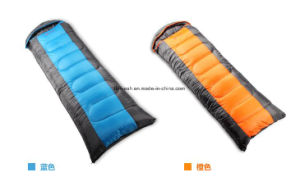 Filling Cotton Human Shape Sleeping Bag pictures & photos