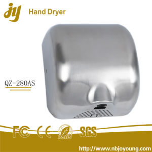 Stainless Steel Toilet 1800W Jet Hand Dryer