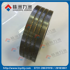 Tungsten Carbide Roll Rings for High Speed Ribbed Steel Bars