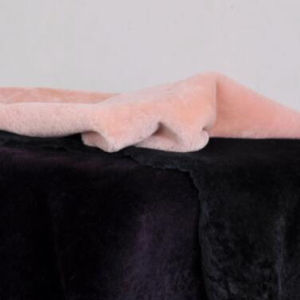 Australian Sheepskin Materials Water Ripple for Garment pictures & photos