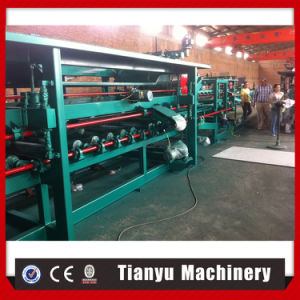 Automatic EPS and Rock Wool Sandwich Panel Roll Forming Machine