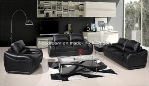 2016 Modern Leather Sofa Set Jfs-24