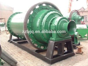 White Cement Clinker Ball Grinding Mill Made in China