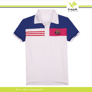 China Customized Design Your Own Polo Shirt With Embroidery Logo Pn