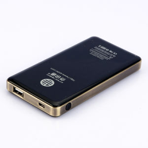 5500mAh Mobile Phone Accessories Mobile Power Bank