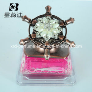 Factory Customized Fashion Design Various Color and Scent Auto Perfume