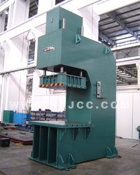 Yf30-315 Single-Column Hydraulic Press pictures & photos
