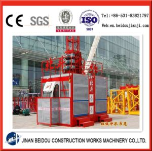 Construction Hoist for Passenger and Material with Cheap Price pictures & photos