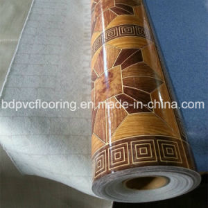 PVC Printed Plastic Sheet in Roll pictures & photos