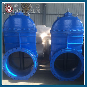 Ductile Cast Iron Flanged/Socket/Grooved Gate Valve Hanwheel/Worm Gear/Electric Operated