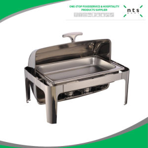Full Size Roll Chafing Dish Food Warmer pictures & photos