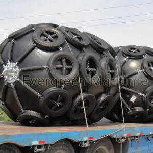 Yokohama Type Pneumatic Rubber Marine Fenders for Pier and Vessels pictures & photos
