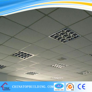 Fine Fissured Armstrong Standard Mineral Fiber Ceiling Board System pictures & photos