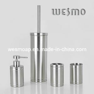 Satin Finish Stainless Steel Bath Accessory/ Bathroom Accessory/ Bathroom Set pictures & photos