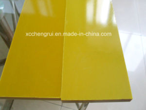 Electrical Insulating Sheet 3240 Epoxy Glass Cloth Laminated Sheet pictures & photos