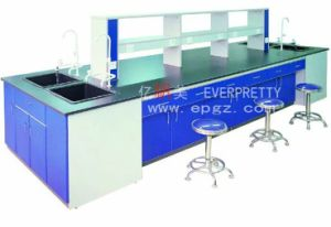 2015 High Quality Laboratory Furniture Center Lab Bench pictures & photos